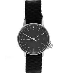 Miansai - Black M12 Nylon Watch - Lyst