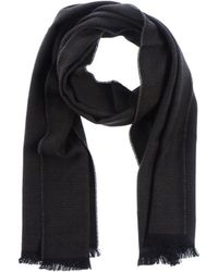 Dior Brown Oblong Scarf - Lyst