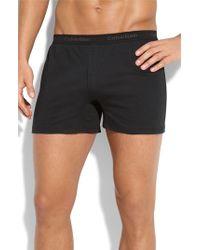 Calvin Klein 'U1029' Slim Fit Boxer Shorts - Lyst