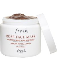 Fresh - Rose Face Mask - Lyst