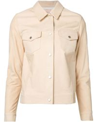 Brock Collection Front Pocket Jacket - Lyst