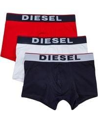 Diesel Trunks 00sab2 0jadv Umbx Shawn Threepac - Lyst