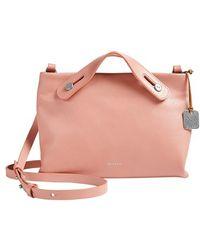 Skagen - Mikkeline Mini Leather Cross-Body Bag - Lyst