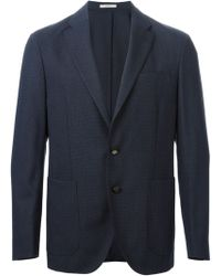 Boglioli Two Piece Slim Fit Suit - Lyst