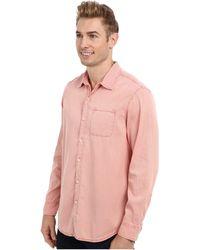 Tommy Bahama Island Modern Fit Coastline Cruiser Ls Shirt - Lyst