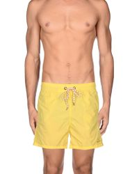 AT.P.CO - Swimming Trunk - Lyst