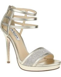 Nina Fable High Heel Sandals - Lyst