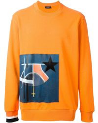Givenchy Basketball Patch Sweater - Lyst