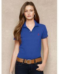 Ralph Lauren Blue Label Classic-fit Polo Shirt - Lyst