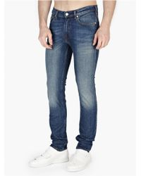 Acne Studios Men'S Ace Stretch Vintage Jeans - Lyst