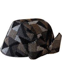 Ateliercarlottasadino Clara Hat - Lyst