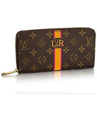 Louis Vuitton Zippy Wallet Mon Monogram - Lyst