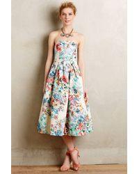 Cynthia Rowley Sayan Dress - Lyst