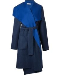 Altuzarra Double Face Opera Coat - Lyst