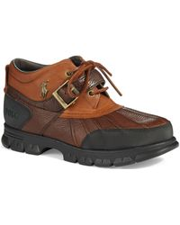 Polo Ralph Lauren Dover Duck Boots - Lyst