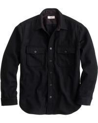 J.Crew Wallace  Barnes Cpo Jacket - Lyst