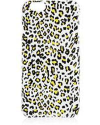 TOPSHOP - Leopard Print Iphone 6 Case - Lyst