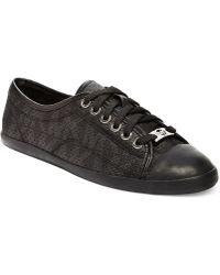 Michael Kors Michael Kristy Sneakers - Lyst