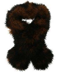 Meteo by Yves Salomon - Lamb Fur Scarf - Lyst