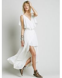 Free People Womens Fiona'S Maxi Dress - Lyst