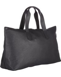 Barneys New York Top-zip Foldable Tote - Lyst