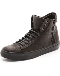 Wings + Horns High Top Sneakers - Lyst