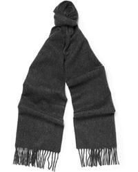 J.Crew - Brushed Cashmere Scarf - Lyst