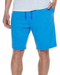 Derek Rose Basel Jersey Lounge Shorts - Lyst
