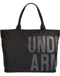 Under Armour Logo Tote Bag - Lyst