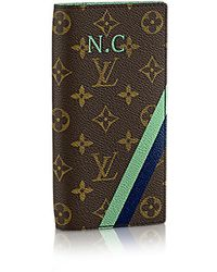 Louis Vuitton Brazza Wallet Mon Monogram - Lyst