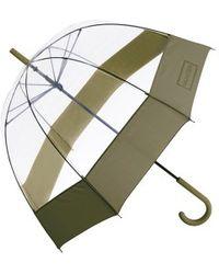 Hunter Clear Bubble Umbrella - Lyst