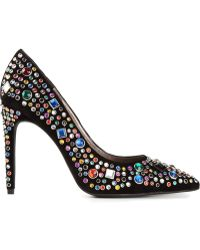 Jeffrey Campbell Dulce Embellished Pumps - Lyst