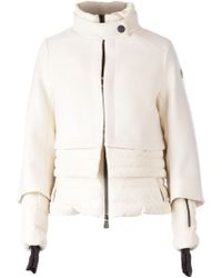 Moncler Tiered Padded Jacket - Lyst