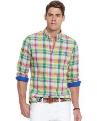 Polo Ralph Lauren Double-Faced Poplin Shirt - Lyst