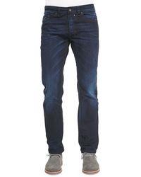 Diesel Straight-Leg Denim Jeans - Lyst