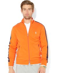 Ralph Lauren Polo Performance Track Jacket - Lyst