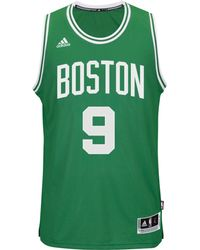 Adidas Mens Rajon Rondo Boston Celtics Swingman Jersey - Lyst