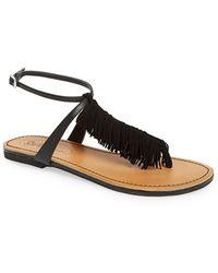 Seychelles Women'S 'Confetti' Ankle Strap Sandal - Lyst