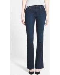 James Jeans Classic Bootcut Jeans blue - Lyst