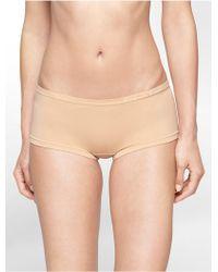 Calvin Klein - Underwear Pure Seamless Hipster - Lyst