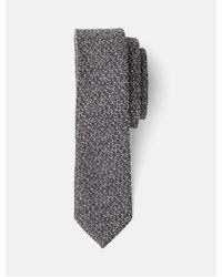 CALVIN KLEIN 205W39NYC - Slim Wool Silk Speckle Tie - Lyst