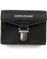 Calvin Klein - Card Case - Lyst