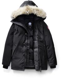 Men's Canada Goose' 'Carson' Slim Fit Hooded Packable Parka With