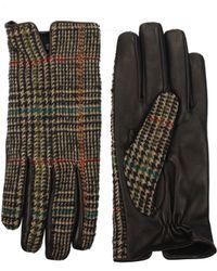 Etro - Gloves Men Brown - Lyst