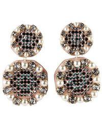 Shourouk - Moon Earrings - Lyst