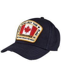 DSquared² - Canadian Heritage Cap - Lyst