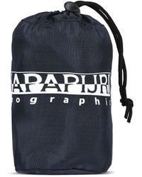 Napapijri - Travel Bags Bering Pack 26.5lt Unisex Blue - Lyst