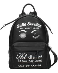 Chiara Ferragni - Backpacks And Bumbags Suite Service Women Black - Lyst