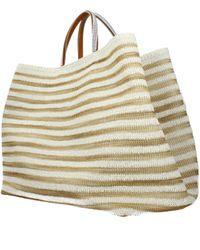 Ermanno Scervino Handbags Women Beige