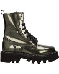 Brunello Cucinelli - Ankle Boots Women Green - Lyst